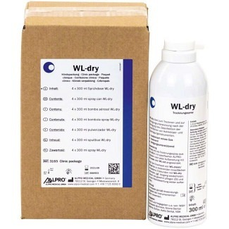 Alpro WL-dry Trocknungsspray #3165 / 4x500ml