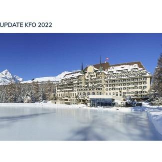 Fortbildung Zürichsee: Update KFO 22. - 28. August 2021 in St.Moritz